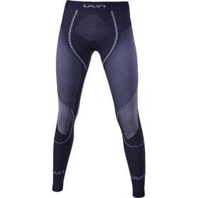UYN W's Ambityon UW Long Pants Deep Blue/White/Light blue